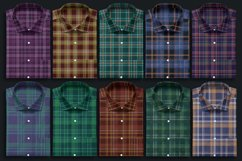 10 Plaid Patterns Product Image 2