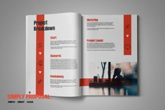 Simply Proposal Template Product Image 3