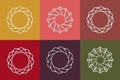 Vector circle shapes Product Image 1