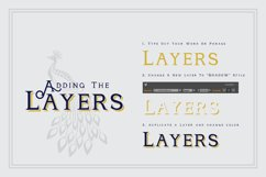 Andimia Layered Fonts Family Product Image 6