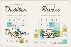 Goodline - Monoline Font + Extras Product Image 3