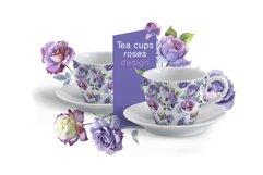 Rose Garden JPG watercolor set Product Image 2