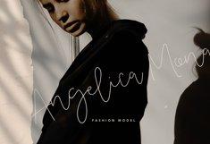 Danyla Stylish Signature Font Product Image 4