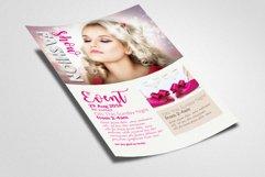 Fashion Ad Flyer Product Image 2