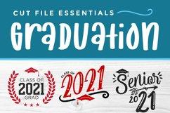 graduation 2021 svg file - a class of 2021 senior svg bundle Product Image 4