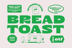 MHM BREAD TOAST Product Image 1