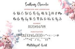 Santhany - Handwritten Typeface Product Image 2