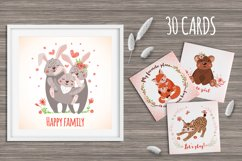 Cute Forest Animals Collection Product Image 5