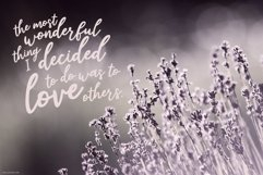 Lovelier Font Product Image 5