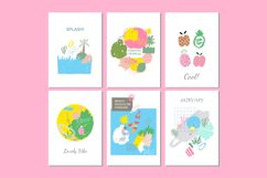 Forever Summer Land Abstract Design Product Image 2
