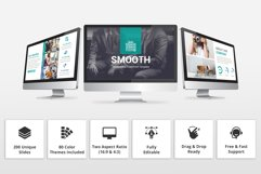 Smooth multipurpose PowerPoint Presentation Template Product Image 2