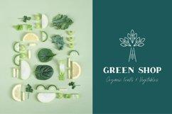 12 Green Logos Product Image 4