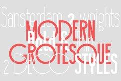 Sansterdam Bold and Thin Product Image 5