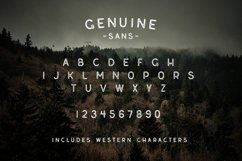 Genuine Script - Textured Type Duo Product Image 4