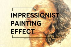 Impressionist Painting Effect Actions Product Image 1
