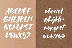 Web Font Abelossa - Brushpen Font Product Image 6
