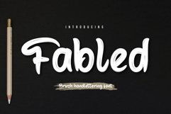 Fabled Product Image 1