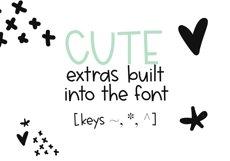 Jellyfish - A Fun Handwritten Font Product Image 6