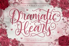 Dramatic Hearts Product Image 1