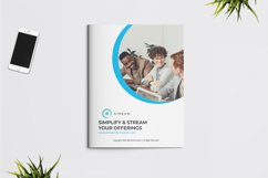 Stream Brochure Template Product Image 5