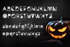 Caught Font for Halloween Cobweb Font Halloween Font OTF TTF Product Image 2