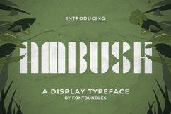 Ambush Product Image 1
