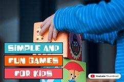 Fun Blob - Funny Kids Font Product Image 23