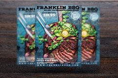 Barbeque Restaurant Flyer Product Image 2