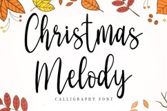 Christmas Melody Product Image 1