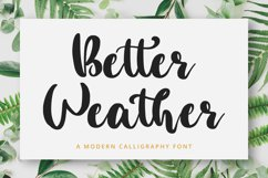 Better Weather Product Image 1