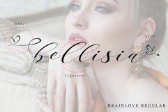 Brainlove - Beautiful Script Product Image 3