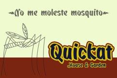 Quickat Font Product Image 3