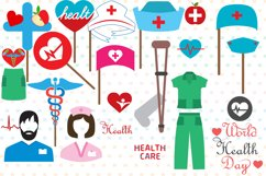 Doctor Medic Props Party Photo Booth SVG 206S Product Image 1