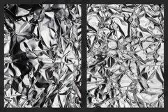 Black & White Metallic Textures Product Image 4