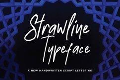 Strawline Typeface Product Image 1