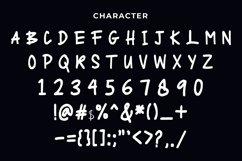 Bonita Handwritten Display Font Product Image 2