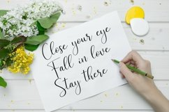 Web Font Young & Darling Font Product Image 6