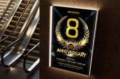 Anniversary Flyer Product Image 3