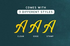Greatly Font Duo & Logo Templates Product Image 4