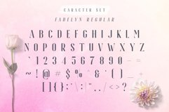 Fadelyn - Font Duo Product Image 6