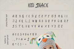 Kid Snack - A Playfull Font Product Image 5