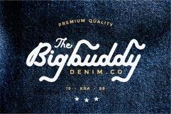 boldline - monoline bold typeface Product Image 3