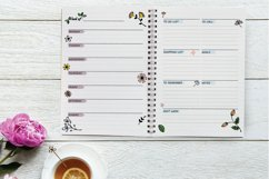 Weekly Planner Organizer | Digital Agenda Mini, Pocket Product Image 2