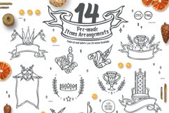 Little King - Prince Graphic Pack - kids and boys Product Image 5