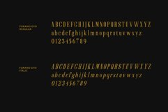 Furano Gyo font Product Image 2
