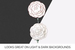 Carnation Clipart Flower Product Image 8