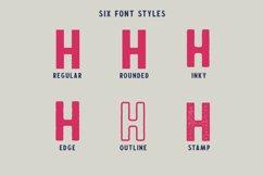 Calderock Typeface Extras  Product Image 4