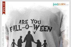 Are You Fall O Ween Jesus SVG Cut File Product Image 3