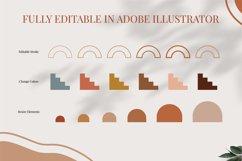 Boho Geometric Shapes & Elements - More than 500 Product Image 6