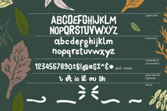 Herbs in Paradise brush font Product Image 4
